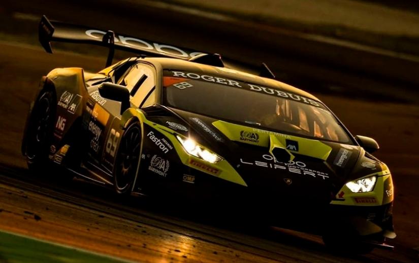 Guillem Pujeu, nuevo colaborador de Barymont, seleccionado para el Young Driver Program Lamborghini