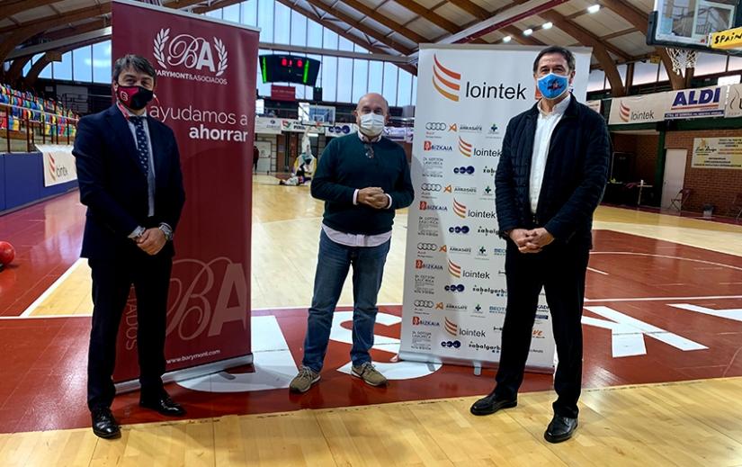 Bárymont y Lointek Gernika juntos por la educación financiera y el bienestar económico