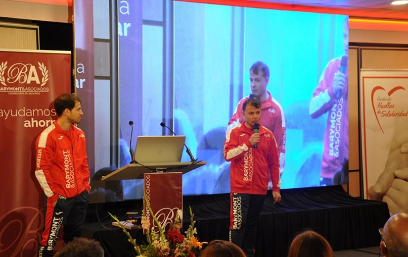 Barymont, patrocinador oficial de Manu García Sánchez, una referencia mundial del Kickboxing Español