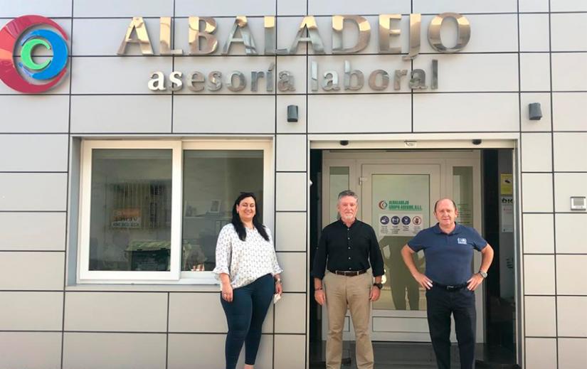 Barymont firma una alianza con Albaladejo Grupo Asesor para acercarles al Bienestar Económico