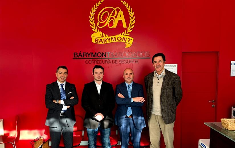 Bárymont & Asociados nuevo patrocinador del Zuazo