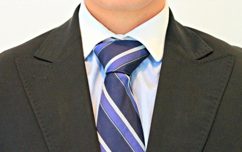 Con corbata o sin corbata