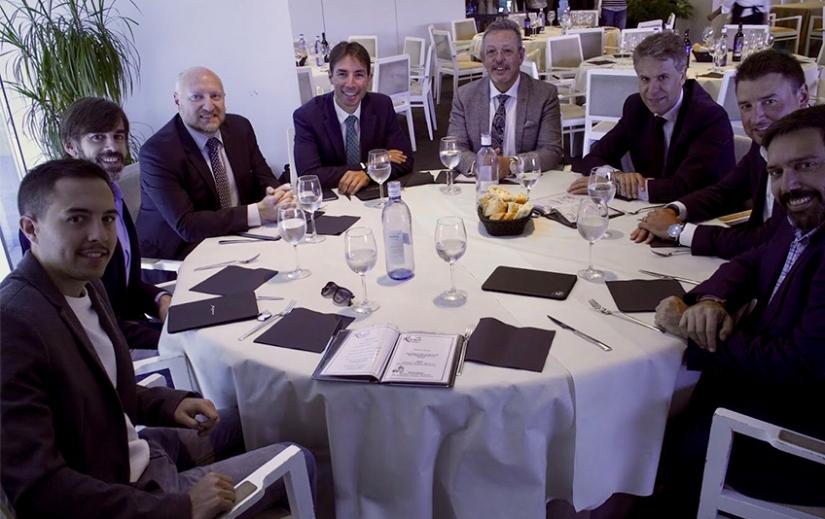 Bárymont comparte con le grupo Baskonia los valores de esfuerzo, superación y compromiso