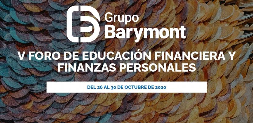 El Grupo Barymont participa en el V Foro de la Educación Financiera organizado por la AEPF