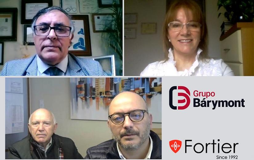 Bárymont y Fortier firman una alianza para acercar el bienestar económico a sus clientes