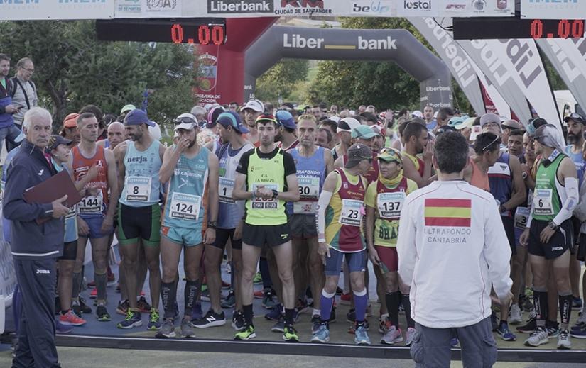 Cuando empecé a participar en las carreras de 100km los médicos me decían que estaba loco