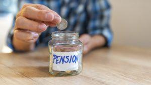 Pensión máxima