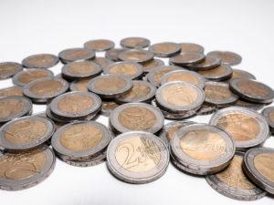 Monedas conmemorativas 2 euros, pueden aumentar valor