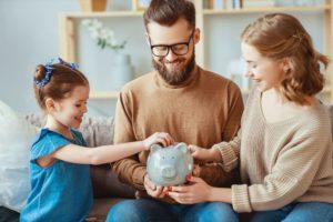 ahorrar en familia
