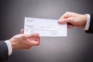 cheque conformado