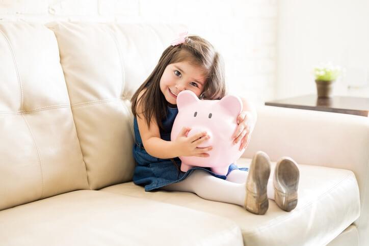 Cuenta bancaria para niños: ¿cómo funciona?