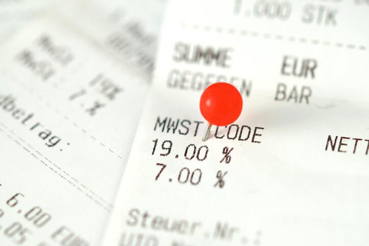 Tipos de IVA: ¿sabes cuánto IVA tiene todo lo que compras?